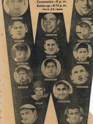 1944: First Annual East vs. West High School All-Stars
