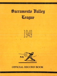 1949 Sacramento Valley League