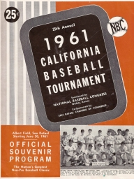 1961: 25th Annual (NBC) State Tournament