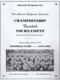 1952: 17th Annual (NBC) State Tournament