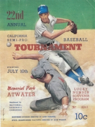 1957: 22nd Annual (NBC) State Tournament