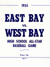 1954: 11th Annual East vs. West High School All-Stars
