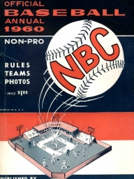 National Baseball Congress (NBC) Annuals